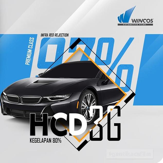 Wincoz -  HCD-3G